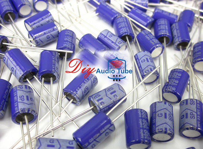 SANYO Audio Electrolytic Capacitors 100UF Capacitance OS - CON Series Capacitors