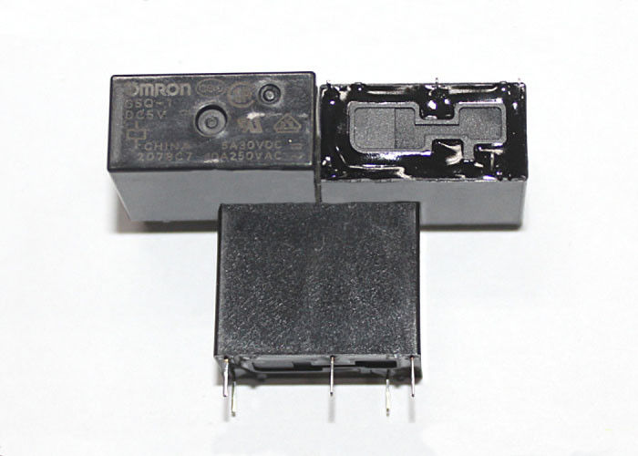 Omron Power Relay G5Q-1 14 1A4-5VDC 12VDC 24VDC